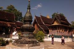 ASIA SOUTHEASTASIA LAOS LUANG PRABANG Royalty Free Stock Image