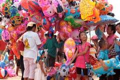 ASIA SOUTHEASTASIA LAOS VIENTIANE Royalty Free Stock Photo