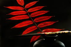 Asia still life Stock Images