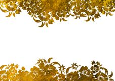Asia style frame. Asia style  bstract backgrounds & textures Royalty Free Stock Photo
