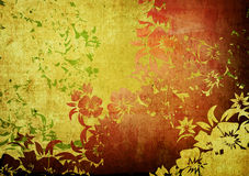 Asia style textures Stock Images
