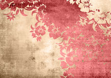 Asia style textures and backgrounds Royalty Free Stock Photo