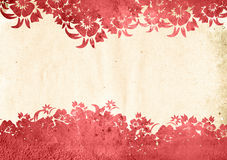 Asia style textures and backgrounds Stock Image