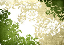 Asia style textures and backgrounds royalty free illustration
