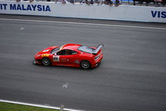 Asia Supercar Challenge Race 2 � 10 laps. SUPER GT SERIES 2008 � MALAYSIA on 22nd June 2008 stock images
