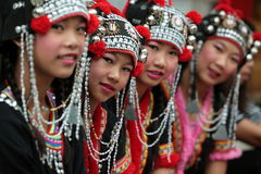 ASIA TAILANDIA CHIANG MAI AKA Foto de archivo
