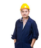 Asia technician Royalty Free Stock Photography