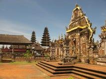 Asia temple. On Bali island (Indonesia Stock Photos