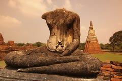 ASIA THAILAND AYUTHAYA WAT CHAI WATTANARAM Royalty Free Stock Photo