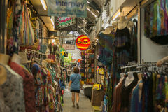 ASIA THAILAND BANGKOK CHATUCHAK MARKET  SHOP Stock Photography
