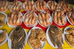 ASIA THAILAND BANGKOK CHATUCHAK MARKET THAI FOOD Royalty Free Stock Image