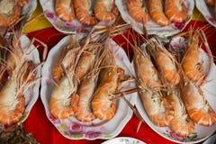 ASIA THAILAND BANGKOK CHATUCHAK MARKET THAI FOOD Stock Image