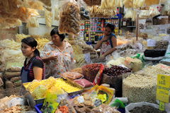 ASIA THAILAND BANGKOK CHINA TOWN Royalty Free Stock Photo