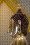 ASIA THAILAND BANGKOK CHINA TOWN WAT TRAIMIT Royalty Free Stock Photo