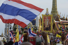 ASIA THAILAND BANGKOK CORONATION DAY Stock Image
