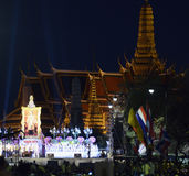 ASIA THAILAND BANGKOK CORONATION DAY Stock Photography