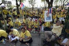 ASIA THAILAND BANGKOK CORONATION DAY Royalty Free Stock Photo