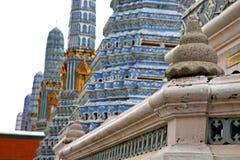 asia Thailand Bangkok plama i kolor religii mozaika Obraz Royalty Free