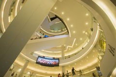 ASIA THAILAND BANGKOK SIAM SQUARE PARAGON SHOPPING Royalty Free Stock Photography