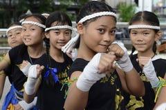 ASIA THAILAND BANGKOK SPORT MUAY THAI BOXING Royalty Free Stock Image