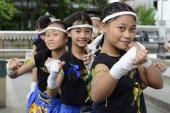 ASIA THAILAND BANGKOK SPORT MUAY THAI BOXING Stock Photography