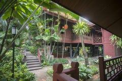 ASIA THAILAND BANGKOK THOMPSON HOUSE Royalty Free Stock Images