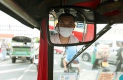 ASIA THAILAND BANGKOK TRANSPORT TUCK TUCK TAXI Stock Image