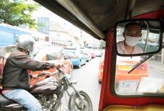ASIA THAILAND BANGKOK TRANSPORT TUCK TUCK TAXI Stock Photography