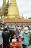 ASIA THAILAND BANGKOK WAT PHRA KAEW Royalty Free Stock Photo