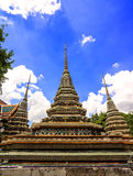 ASIA Thailand belief building temple Stock Image