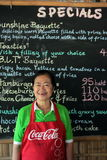 ASIA THAILAND CHIANG MAI CHIANG DAO RESTAURANT Stock Photos