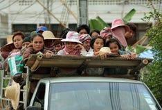 ASIA THAILAND CHIANG MAI FANG TRANSPORT Stock Photos