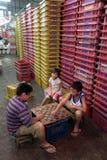 ASIA THAILAND CHIANG MAI MARKET Stock Image