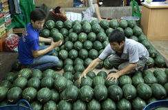 ASIA THAILAND CHIANG MAI MARKET Royalty Free Stock Photo