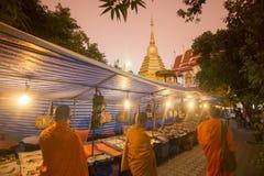 ASIA THAILAND CHIANG MAI NIGHTMARKET stock photo