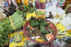 ASIA THAILAND CHIANG MAI TALAT WAROROT BETEL NUT Stock Photos