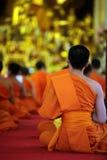 ASIA THAILAND CHIANG MAI WAT PHRA SING Royalty Free Stock Image