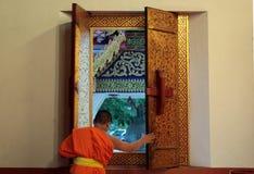 ASIA THAILAND CHIANG MAI WAT PHRA SING Royalty Free Stock Photo
