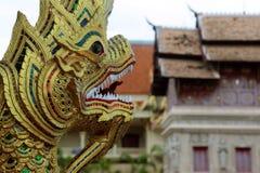 ASIA THAILAND CHIANG MAI WAT PHRA SING Stock Photos
