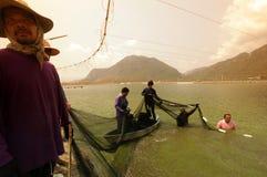 ASIA THAILAND HUA HIN KHAO SAM ROI YOT Royalty Free Stock Photos