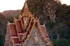 ASIA THAILAND HUA HIN KHAO SAM ROI YOT Royalty Free Stock Photo