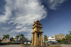 ASIA THAILAND ISAN AMNAT CHAROEN Royalty Free Stock Photography