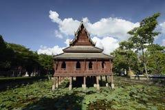 ASIA THAILAND ISAN UBON RATCHATHANI Royalty Free Stock Photo