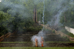 ASIA THAILAND MAE HONG SON Royalty Free Stock Photography