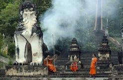ASIA THAILAND MAE HONG SON Stock Photography