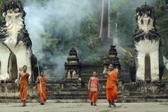ASIA THAILAND MAE HONG SON Royalty Free Stock Image