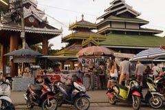 ASIA THAILAND MAE HONG SON PAI Stock Photo