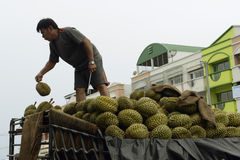 ASIA THAILAND PHUKET MARKT Stock Photography