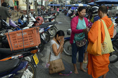 ASIA THAILAND PHUKET MARKT Royalty Free Stock Photography