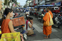 ASIA THAILAND PHUKET MARKT Royalty Free Stock Photo